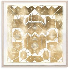 Natural Curiosities Gilded Lace Framed Print (42,385 MXN) ❤ liked on Polyvore featuring home, home decor, wall art, apparel & accessories, no color, lace panels e natural curiosities
