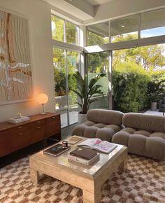 Dream Home Design, Home Interior Design, Interior Architecture, House Design, Exterior Design, Interior And Exterior, Aesthetic Room Decor, Dream Rooms, My New Room