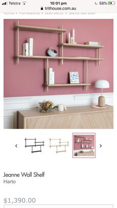 Home Decor, Decor, Shelves