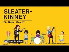 Watch this Bob's Burgers and Sleater-Kinney music video because you deserve nice things | The Verge