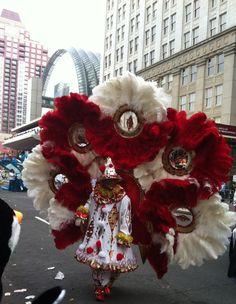 Day 1, mummers parade Philadelphia