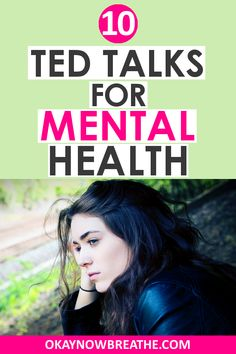 These 10 TED Talks for mental health are honest, eye-opening, and a must watch. These TED Talks will change your life. These 10 TED Talks for mental health are honest, eye-opening, and a must watch. These TED Talks will change your life. Ted Talks, Love Quotes For Boyfriend Romantic, Breathe, Calendula Benefits, Coconut Health Benefits, Stress, Anxiety Relief, Mental Health Awareness, Mental Illness
