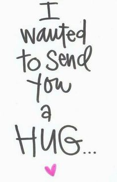 Hugs And Kisses Quotes, Hug Quotes, Text Quotes, Smile Quotes, Quotes For Him, Be Yourself Quotes, Love Quotes, Funny Quotes, Inspirational Quotes