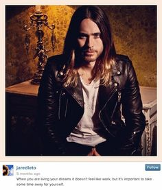 Six Times Jared Leto Gave You The Courage To Conquer The World (Or Not)