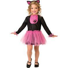 Rubies Kitty Tutu Child Halloween Costume