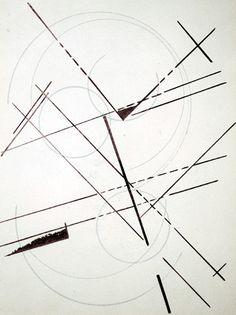 Liubov Popova, Constructivist Composition, 1921