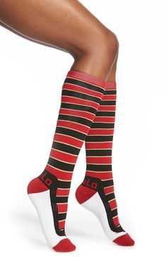FiveLo 'SanFran' Stripe Socks
