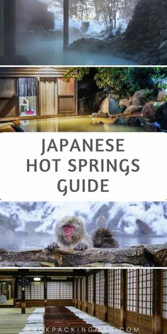 Onsens in Japan are one of the best things to do there, with thousands all over the country including onsens near Kyoto and Osaka and this will tell you what an onsen in Japan is like, the etiquette involved, and where to go.