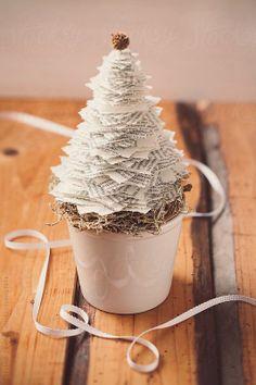 DIY – Árboles de Navidad