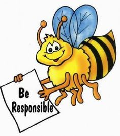 Thoughts from Brahma Kumaris: To be fully responsible is to inspire responsibility in others.