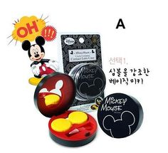 Disney-Mickey-Mouse-Circle-Contact-Lenses-Case-Holder-Free-Shipping-in-US