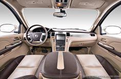 Cadillac Escalade with custom interior