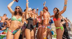 Ibiza Party Boat Including Drinks, Water Sport and 3 Free Club Tickets Psg, Ibiza Party, Ha Long Bay, Sailing Trips, Best Boats, First Drive, Best Cruise, Florida Beaches, Tenerife