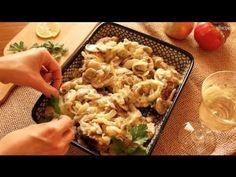 Karp z grzybami - jak przyrządzić karpia na Wigilię - Allrecipes.pl