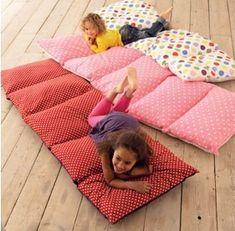pillow sleeping bag