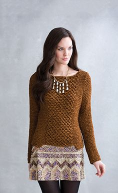 Penny Pullover in ISADORA