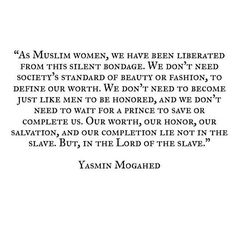 I love Yasmin Mogahed Prophet Muhammad Quotes, Hadith Quotes, Allah Quotes, Muslim Quotes, Quran Quotes, Hindi Quotes, Qoutes, Beautiful Islamic Quotes, Islamic Inspirational Quotes