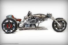 Gears of War Trike by Paul Jr. Designs