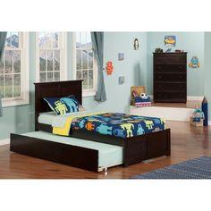 Atlantic Furniture Madison Bedroom Set - UBS863161