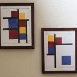 Mondrian Art for Kids