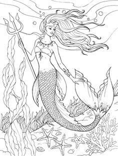 Welcome to Dover Publications - CH Mermaids