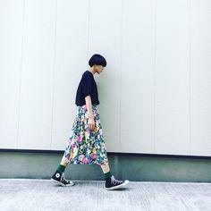 "Polubienia: 1,649, komentarze: 8 – saori (@hasen_._) na Instagramie: "". こどもの日おめでたうございます - - - #saorfuku #今日の服"""