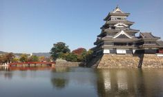 Matsumoto-jo Castle http://welcome.city.matsumoto.nagano.jp/contents03+index.id+3.htm #japan #shiro #castle