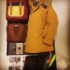 Artic parka #Woolrich Little America #Herschel Jeans #briandales sneaker lunarlon #nike #Nikelimited pullover scollo a V lana mohair #paolopecora orologio con cinturino in pelle #nixon cover iPhone #wood IN VENDITA NEL NOSTRO STORE A MESSINA IN VIA DEI MILLE E ONLINE WWW.CHIRICOSTORE.IT