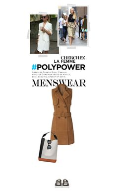 """""""What's Your Power Outfit?"""" by cultofsharon ❤ liked on Polyvore featuring Theo, Chelsea28, Marni, CÉLINE and MM6 Maison Margiela"""