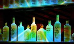 33 Best Led Bottle Display Images In 2013 Bar Shelves