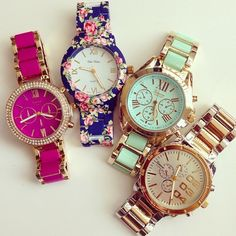 WATCHES : Follow this link to purchase https://www.facebook.com/pages/CJs-Accessories/419621754833904