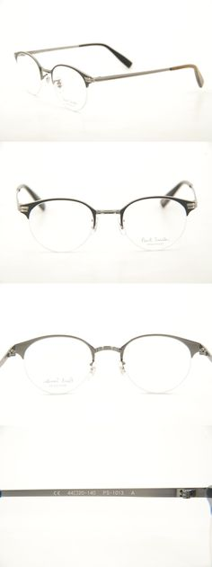 a8772a6881 Fashion Eyewear Clear Glasses 179244  New Authentic Paul Smith Ps-1013 A  Grey Olive 44Mm Half Rim Eyeglasses Rx Japan -  BUY IT NOW ONLY   229 on  eBay!