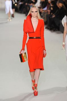 Stéphane Rolland at Couture Spring 2012 - Runway Photos