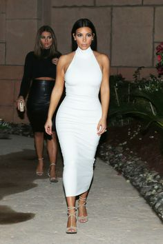 Kim Kardashian, this dress, I need.