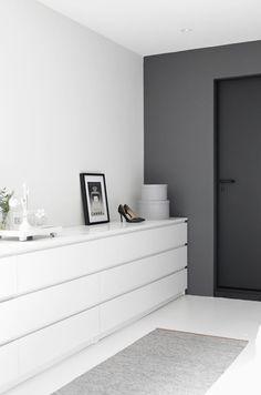 Decoración serena, minimalista y muy elegante: