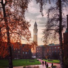 University of Birmingham in Birmingham, West Midlands