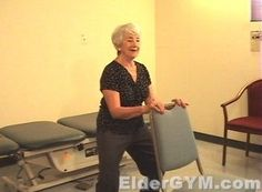 Stretching Legs Exercises That Are Safe, Simple And Effective For Older Adults And The Elderly.