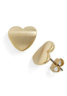 To Have and To Gold Earrings | Mod Retro Vintage Earrings | ModCloth.com