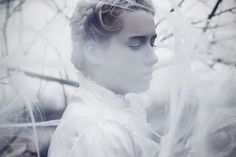 ♡ FairyLady Photography ♡ Published in 1'st issue of Mess Magazine!  ♡ Model: Martyna Mika ♡ Make up, hair: Dorota Rybacka (Makijaz i masaz Niebieskagwiazda)
