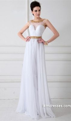 http://www.ikmdresses.com/2014-Beaded-Scoop-Neckline-Cap-Sleeve-Pleated-Bodice-A-Line-With-Long-Chiffon-Skirt-p84777