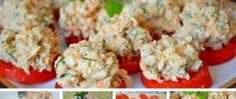 Recept Rybí předkrm - JEDNOHUBKY Potato Salad, Sushi, Potatoes, Ethnic Recipes, Food, Meal, Potato, Eten, Meals