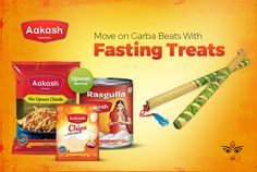 Feasting and Fasting during Navratri
