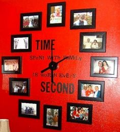 """Time spent with family is worth every second"" quote"