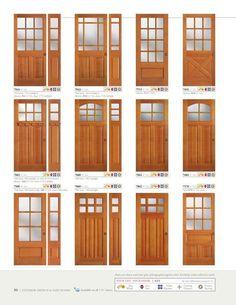 Simpson Exterior Doors
