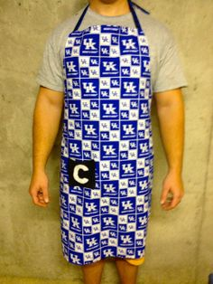 Kentucky Wildcats Apron Available in Adult, Children, or Toddler