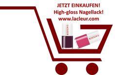 Jetzt bestellen, rechtzeitig vor Weihnachten bekommen! www.lacleur.com Sensationell schöne Nagellackfarben! Versprochen!
