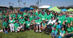Formerly AbilityFirst Team at the Santa Anita Derby Day 5K