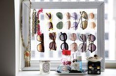 Comment fabriquer un support à lunettes et à bijoux !