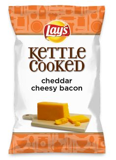 Wouldn't cheddar cheesy bacon be yummy as a chip? Lay's Do Us A Flavor is back, and the search is on for the yummiest chip idea. Create one using your favorite flavors from around the country and you could win $1 million! https://www.dousaflavor.com See Rules.