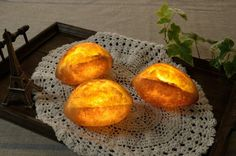 Lamps That Look Like Loaves of Bread - Neatorama